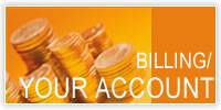 Billing/Your Account